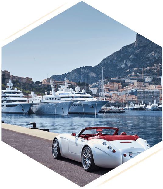 Monaco Formula One Transfer Packages