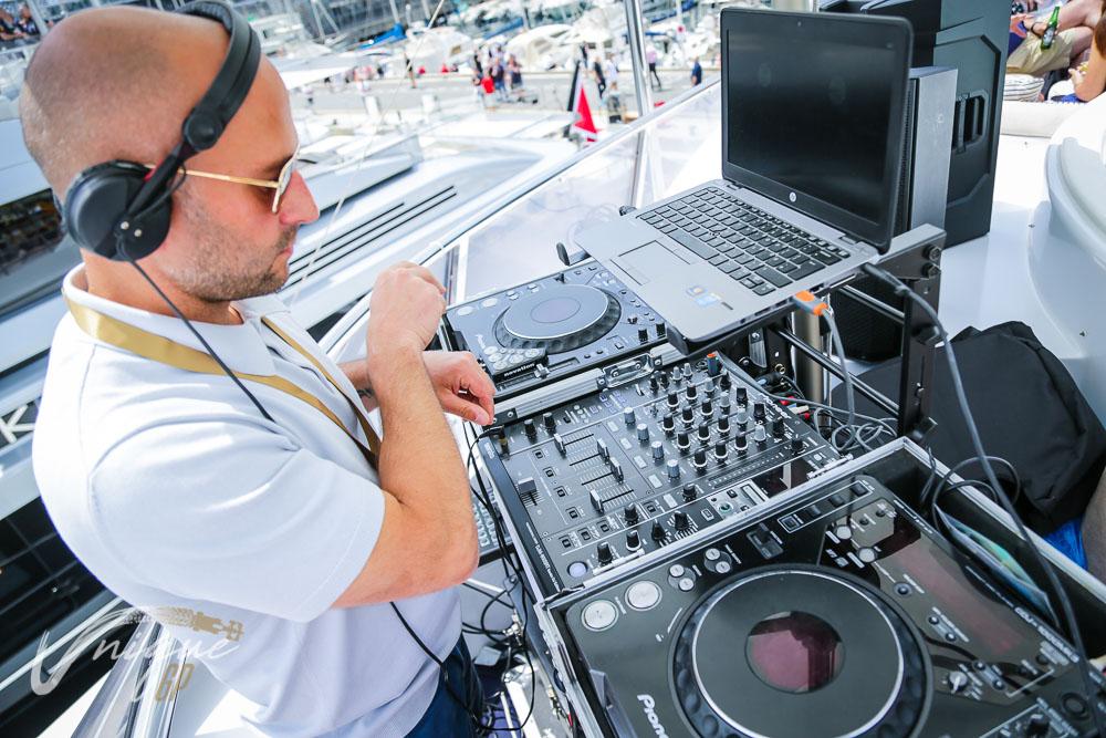 Tony Richardson MBE DJ