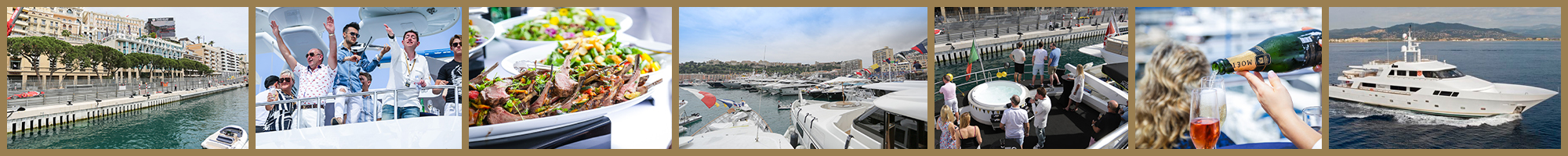 Monaco Grand Prix 2018 Hospitality Corporate Packages